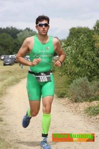 running au half beauvais triathlon
