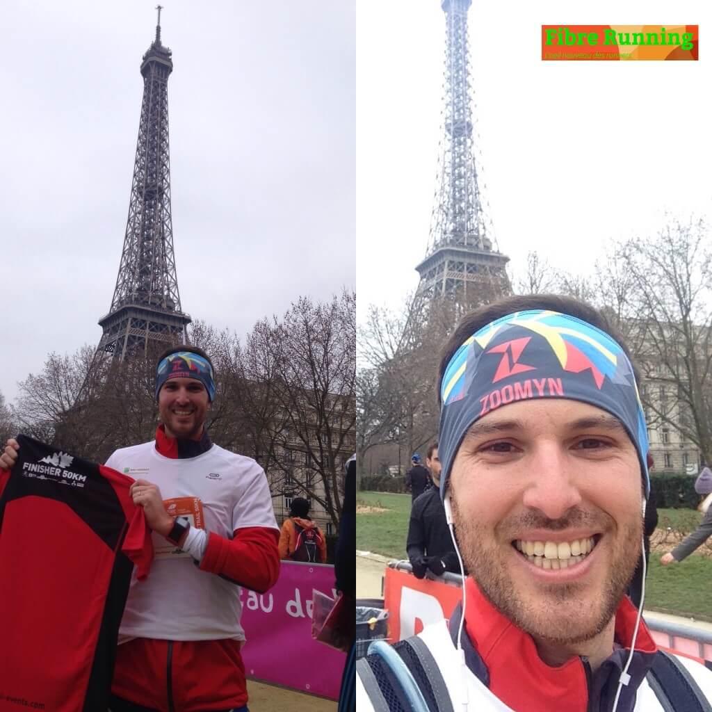 Mon premier EcoTrail de Paris 2016, 50 km 9eme édition