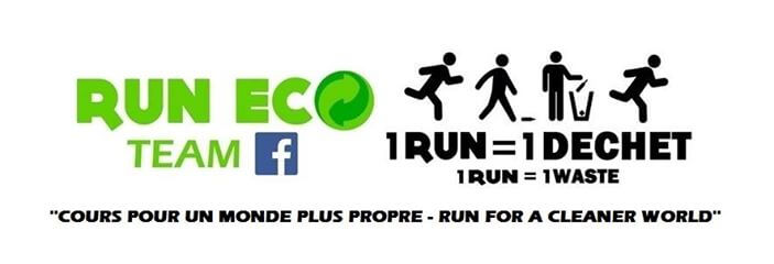 ECO RUNNING RUN ECO TEAM 1run 1dechet à ramasser