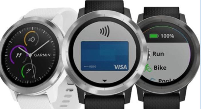 Les montres Garmin GPS Running Trail