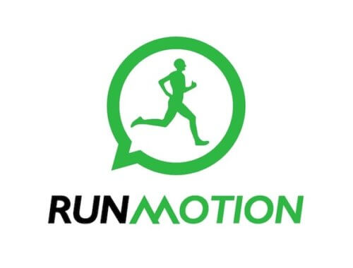 Logo de l'application runmotion