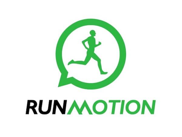 Logo de l'application runmotion