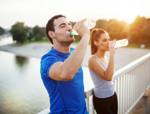 hydratation sport